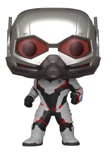 avengers: endgame homem formiga pop!figure #455 ant - man