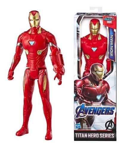 avengers endgame iron man 30 cm orig hasbro titan hero
