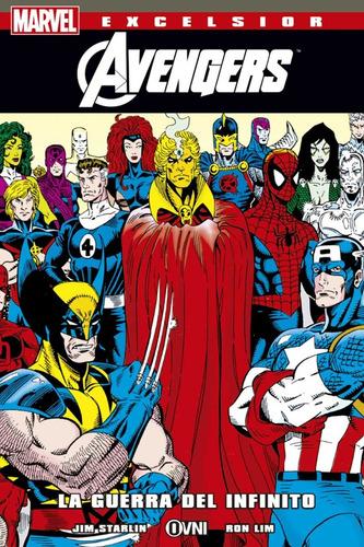 avengers excelsior. la guerra del infinito