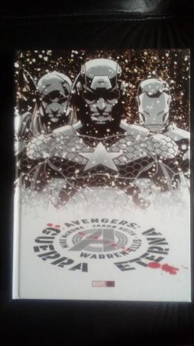 avengers: guerra eterna (ovni press)