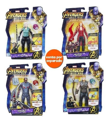 avengers infimity wars 15 cm hasbro original articulable