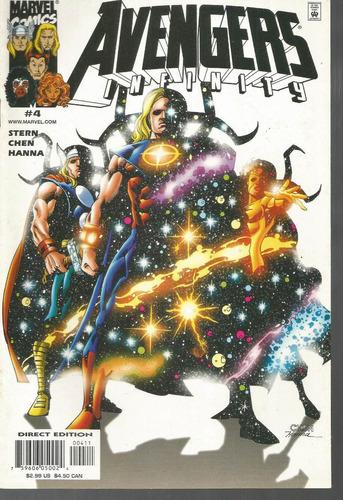 avengers infinity 04 - marvel - bonellihq cx177a b18