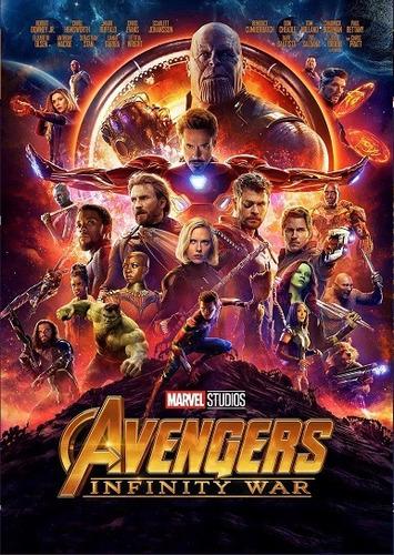 avengers: infinity war - estreno hd descarga directa