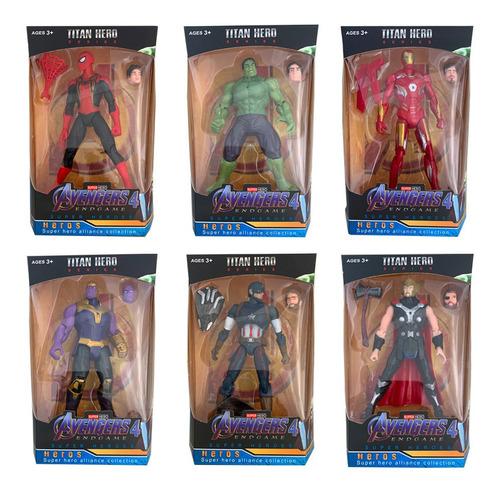 avengers infinity war titan hero thanos spiderman hulk thor