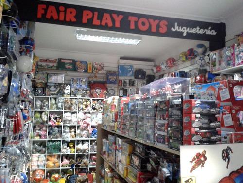 avengers - iron man hulkbuster articulado - fair play toys