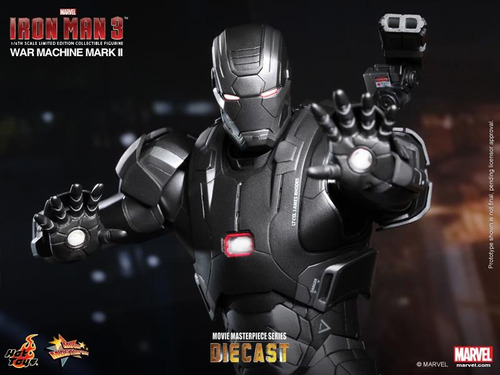 avengers iron man war machine muñeco 30 cm - fair play toys