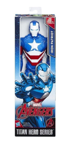 avengers iron patriot titan hero 30 cm b6661 hasbro titan