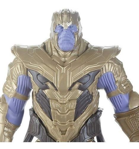 avengers marvel endgame titan hero  thanos 12 pulgadas nuevo