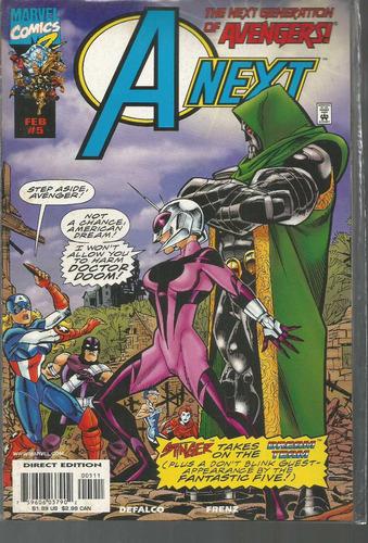 avengers next generation 05 - marvel - bonellihq cx177a b18