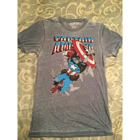 Avengers Remera Capitán América