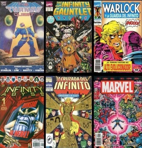 avengers thanos infinity war digital evento comic español