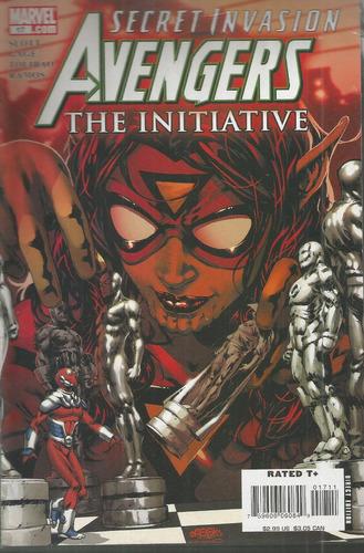 avengers the initiative 17 - marvel - bonellihq cx103 k17