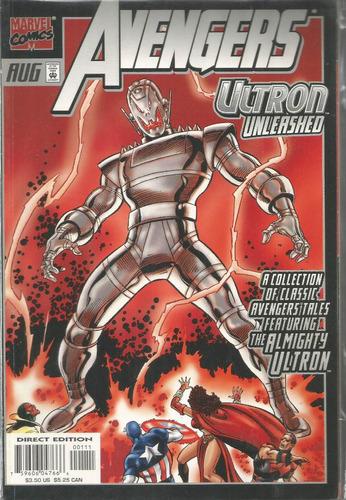 avengers ultron unleashed - marvel - bonellihq cx177a b18