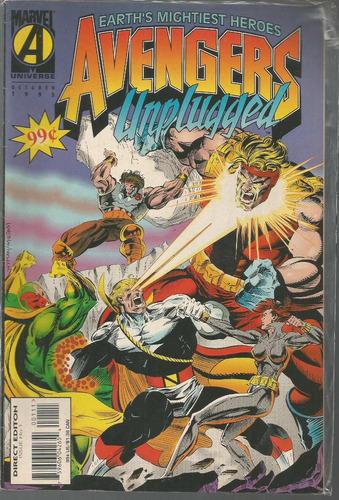 avengers unplugged 01 - marvel - bonellihq cx177b b18