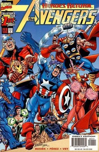 avengers vol 3-cómics digital-español