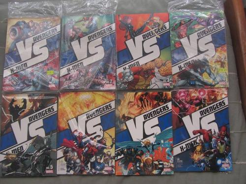 avengers vs. x-men versus completo 8 tomos ovni press