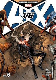 avengers vs xmen. vol 6