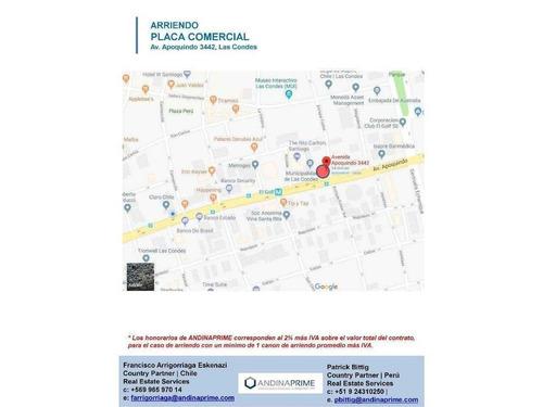 avenida apoquindo 3442
