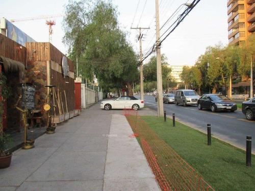 avenida apoquindo / avenida las condes