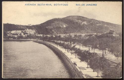 avenida beira-mar - botafogo - rio de janeiro