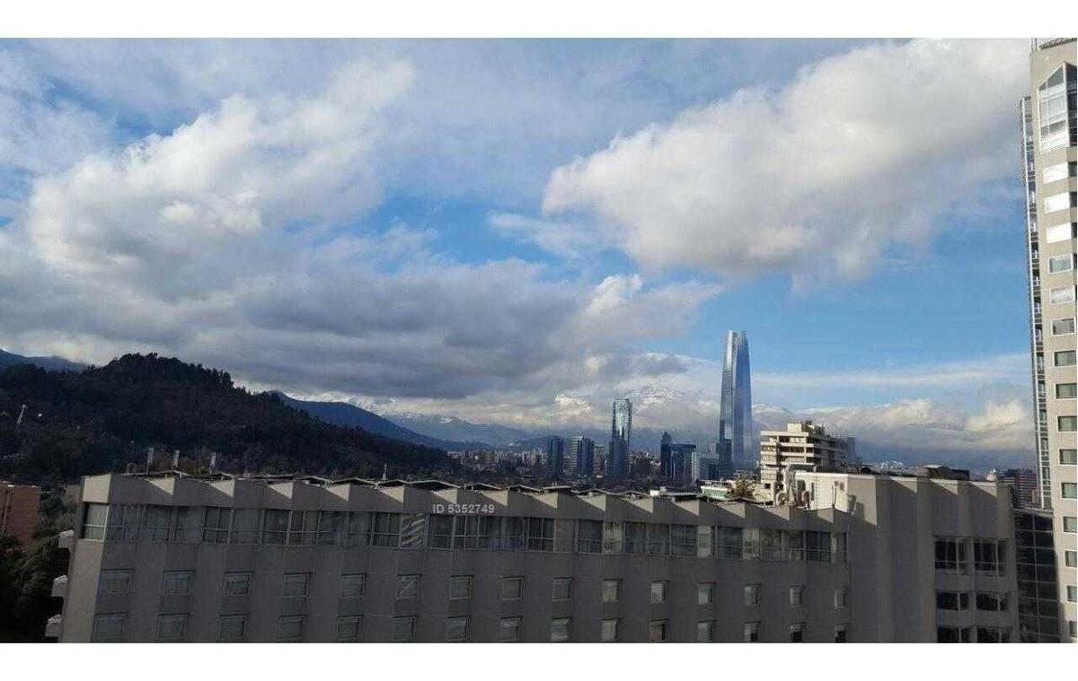 avenida el cerro 1731, providencia - departamento 1206