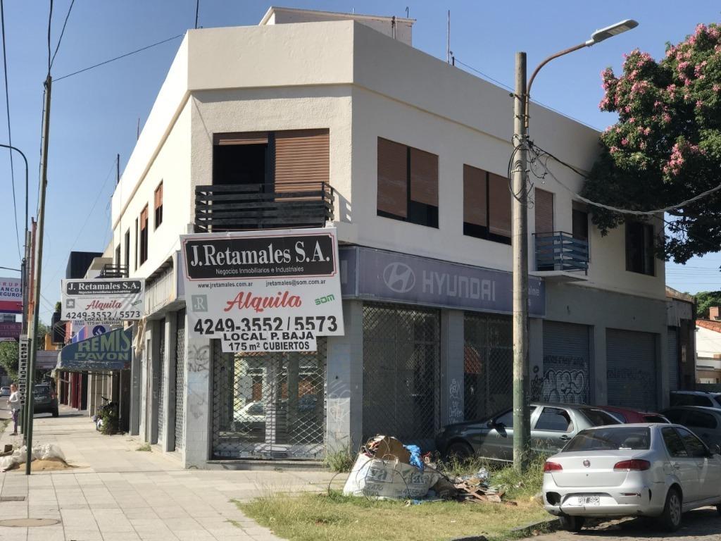 avenida hipolito yrigoyen 10000 - lomas de zamora - oeste - locales en esquina - alquiler