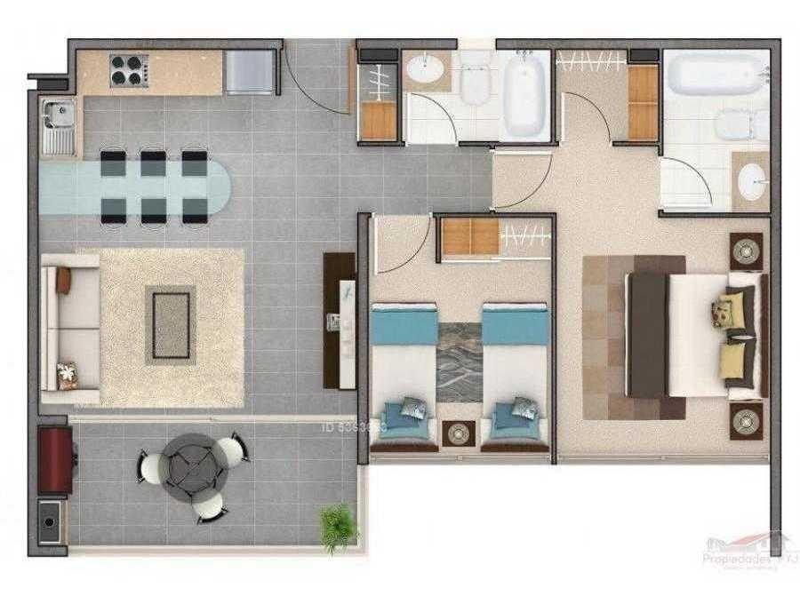 avenida jardines de reñaca 50 - departamento 215