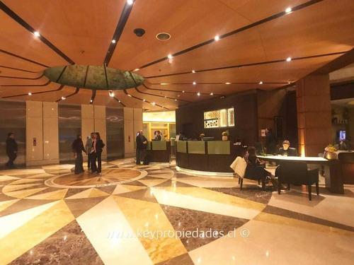 avenida presidente kennedy - hotel marriott - parque arauco