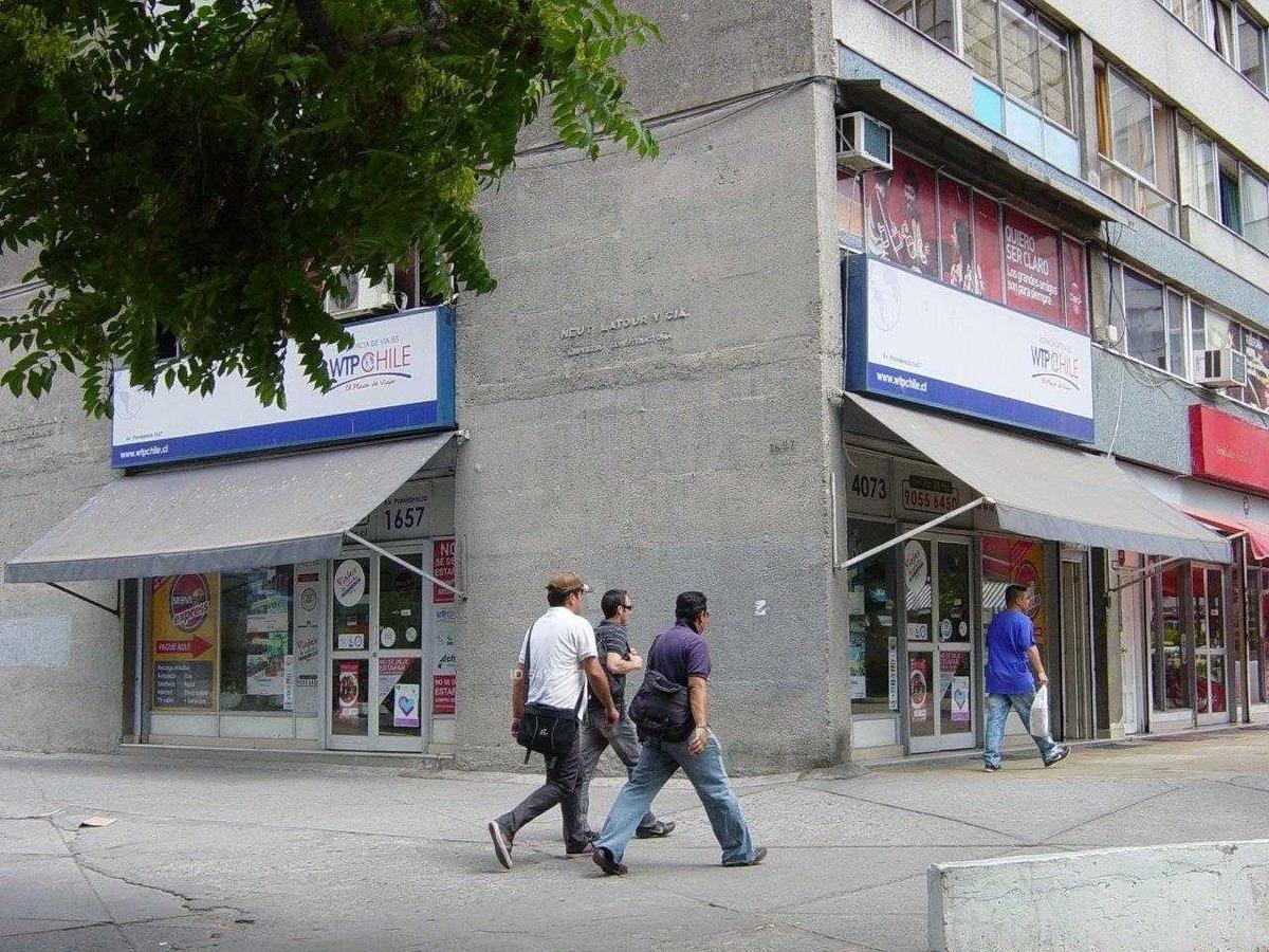 avenida providencia / carlos antunez