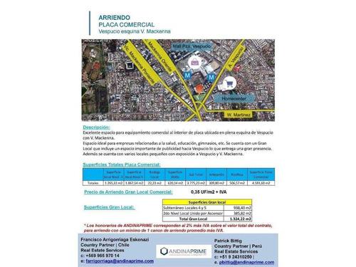 avenida vicuña mackenna oriente 7492 - local 3a