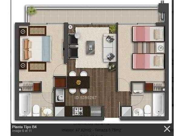 avenida vicuña mackenna poniente 6491