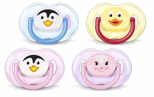 avent chupos chupones entretencion para bebe 0-6  6-18 meses