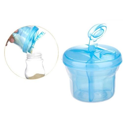 avent - set vasos dosificador leche polvo