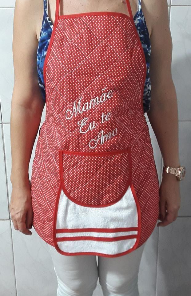 6b5ae3b50 Avental Dia Das Mães - R$ 29,90 em Mercado Livre