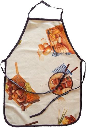 avental para lavar louça (11 unidades)