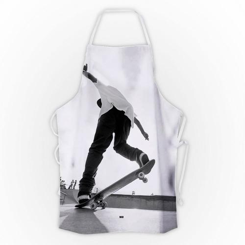avental skate manual