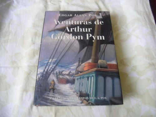 aventuras de arthur gordon pym (edgar allan poe)