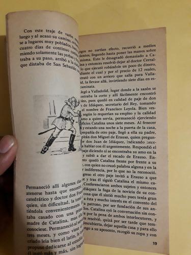 aventuras de la monja alférez- dr. nicolás león