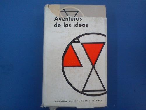 aventuras de las ideas, a. n. whitehead