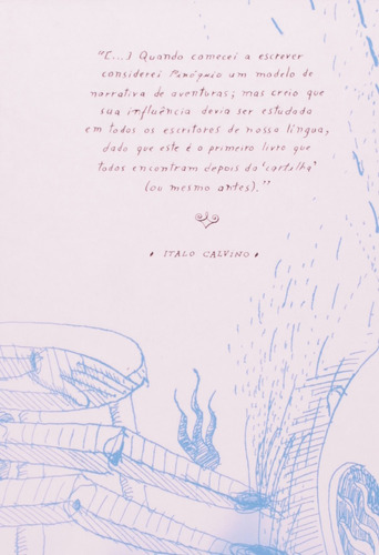 aventuras de pinóquio - carlo collodi - cosac naify lacrado