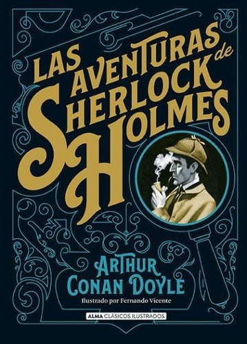 aventuras de sherlock holmes (coleccion ilustrados)