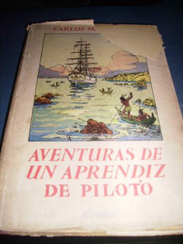 aventuras de un aprendiz de piloto -carlos  soldevila