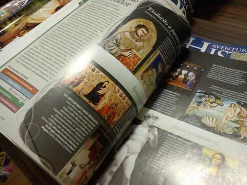 aventuras história revista