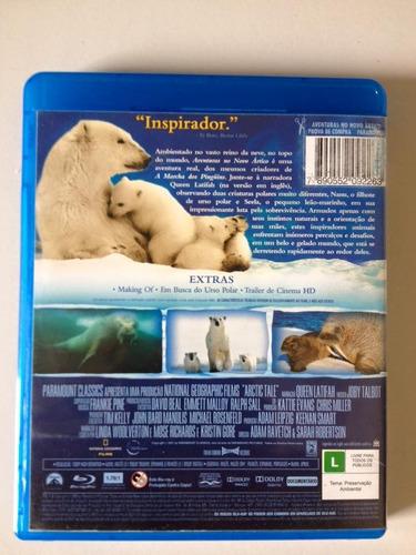 aventuras no novo ártico blu ray
