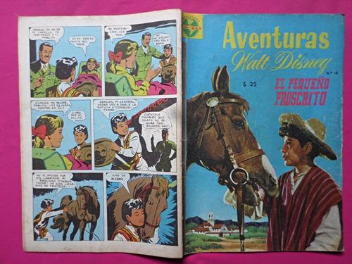 aventuras walt disney n° 18 el pequeño proscaito zig zag
