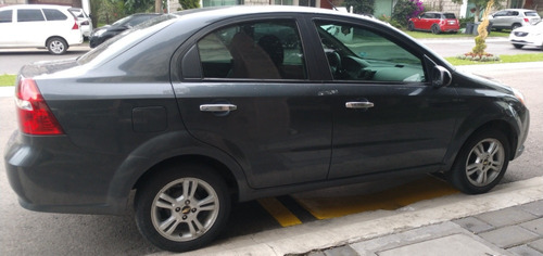 aveo 1.6 ltz air bag y abs 2016