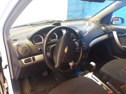 aveo 2010 automático motor 1.6