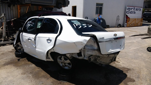 aveo 2012.........accidentado....yonkes