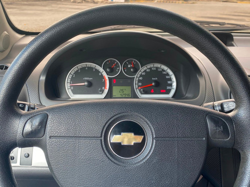 aveo 3 puertas 2012 43.000 km