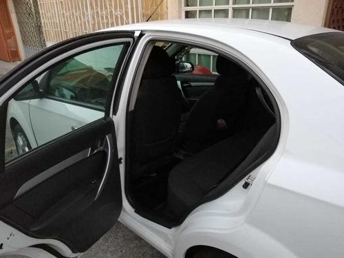 aveo automático modelo equipado 2013